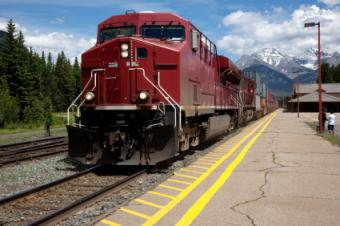 Train Travel in the USA