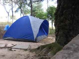 Popular Beach Camping Spots