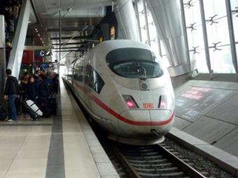 Traveling by Rail in Europe
