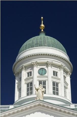 Traveling to Helsinki, Finland