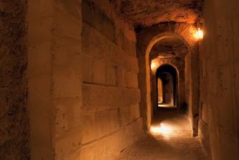 Touring Rome's Underground