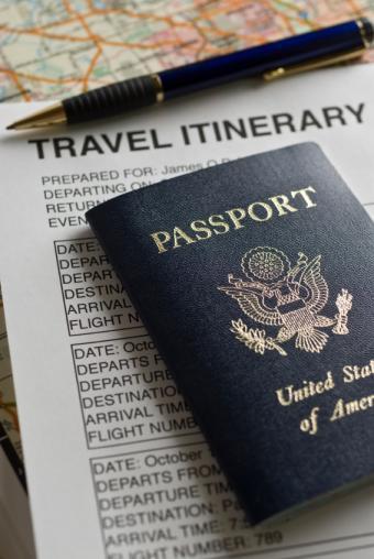 Passport for International Travel