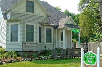 House on Huntingtion Lane Kelleys Island, Ohio