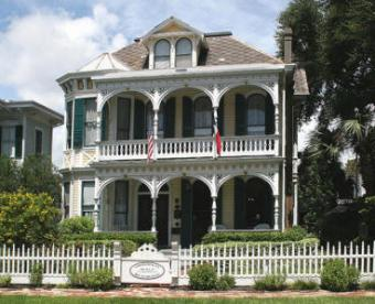 Texas Bed and Breakfasts