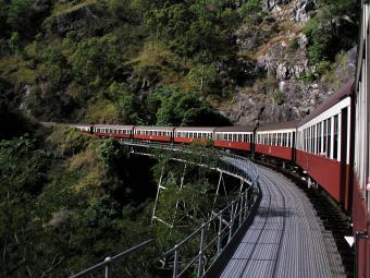 Passenger Train Travel Tips
