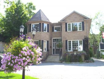 Ontario Bed and Breakfasts