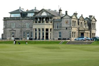 The Old Course Hotel Golf Resort and Spa