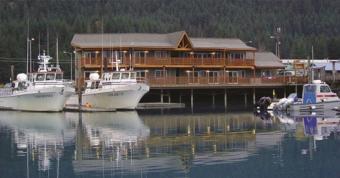 Seward Alaska Fishing Lodge