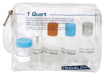 Travelon Quart Travel Bag