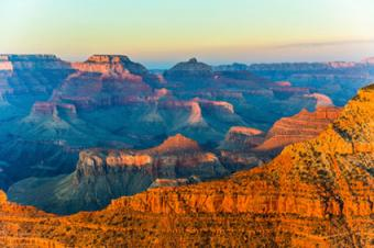 Grand Canyon at Mathers Point
