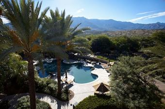 Miraval Resort Oasis Pool
