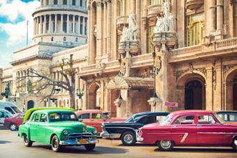 Cuba Travel Options