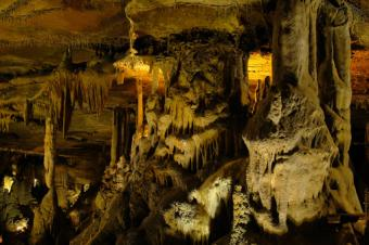Raccoon Mountain Caves