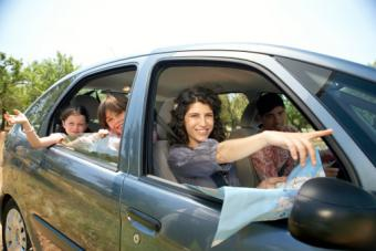 How to Survive a Roadtrip With Your Family