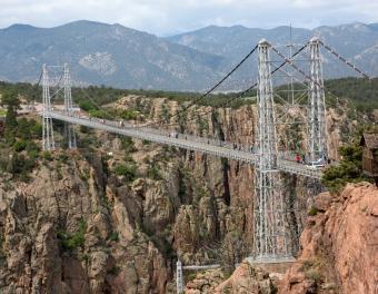 Colorado Ponte sospeso