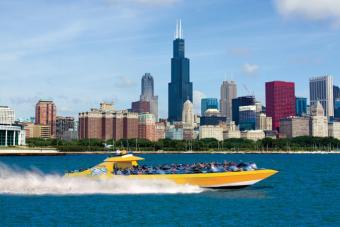 Seadog Cruise on Lake Michigan