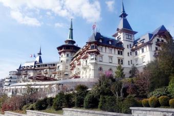 The Dolder Grand Hotel