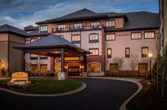 Village Hotel on Biltmore Estate