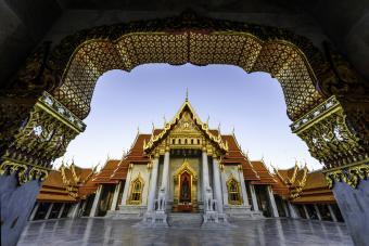 Thailand Travel Itinerary - 2 Weeks