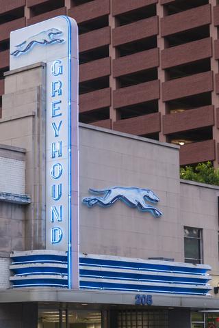 Greyhound Bus Station