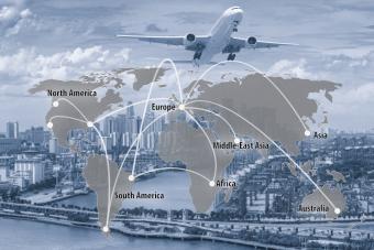 International Air Travel Tips
