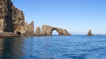 Anacapa Arch, Channel Islands, National Marine Sanctuaries, California
