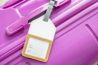 What Should I Put on Luggage Tags?