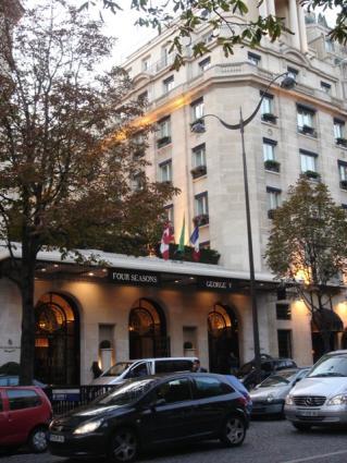 Hotel George V Paris