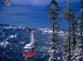 Gondola Lake Tahoe