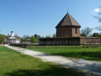Williamsburg Fort