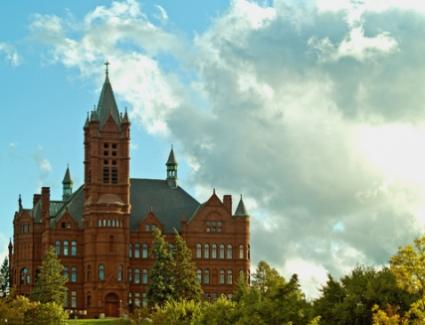 syracuse university, crouse college