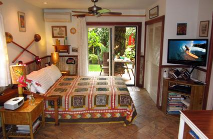The Elvis Suite, Hanalei Surfboard House