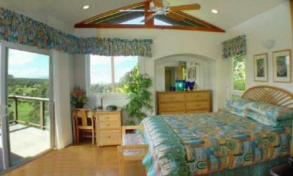 The StarWind cottage, Maui Tradewinds