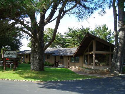 San Simeon Pines Seaside Resort