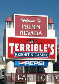 Welcome to Primm, Nevada