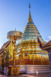 Wha Phra That Doi Suthep