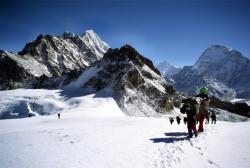 Climbing Expedition in Nepal