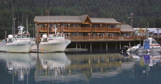 Seward Alaska Fishing Lodge