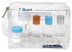 Travelon Quart Travel Bag