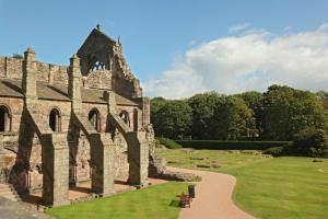 Hholyrood Abbey