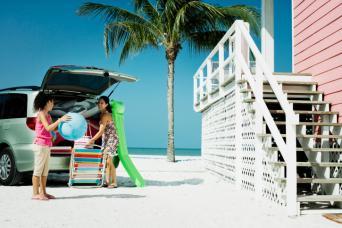 beach rental property