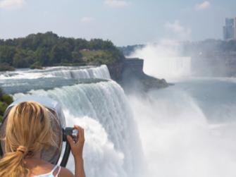 Niagara Falls Lookout