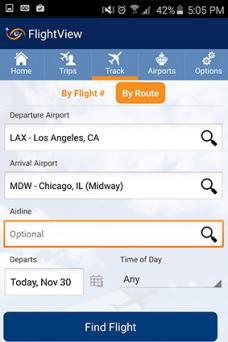 FlightView App