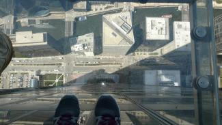 SkyDeck Chicago at Willis Tower