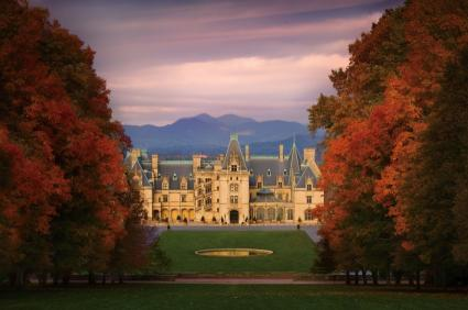 Fall at the Biltmore Estate