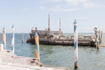 The Barge at Vizcaya