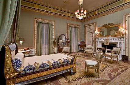 Deering bedroom