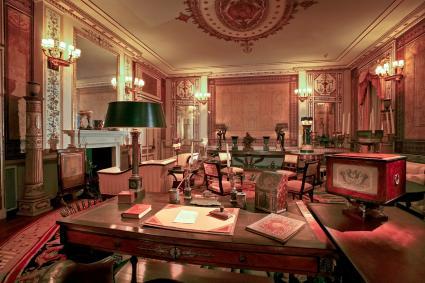 Deering private sitting room