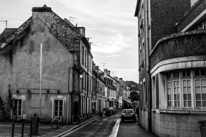 Buildings in Bayeux