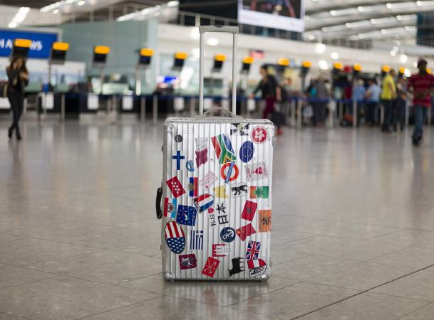 unattended baggage